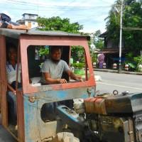 Autostop en tractor slider