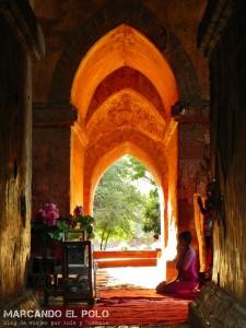 Itinerario para viajar a Myanmar: templos de Bagan