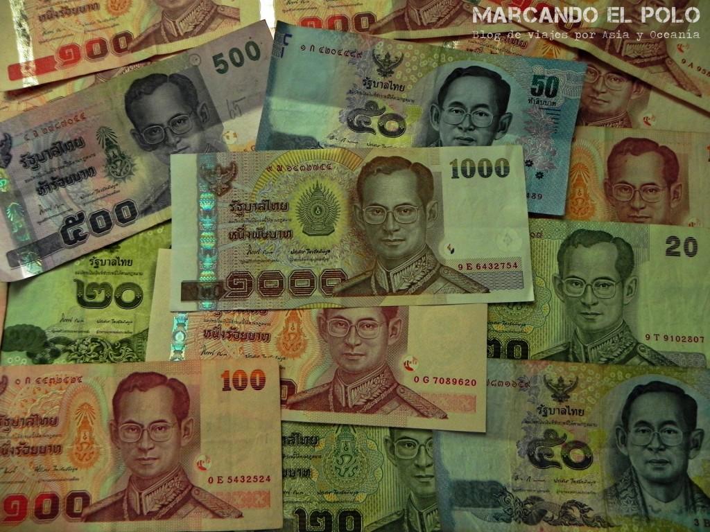 Baht, moneda de Tailandia