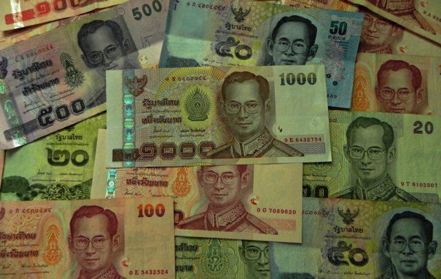 Viajar al Sudeste asiatico - moneda de Tailandia Baht