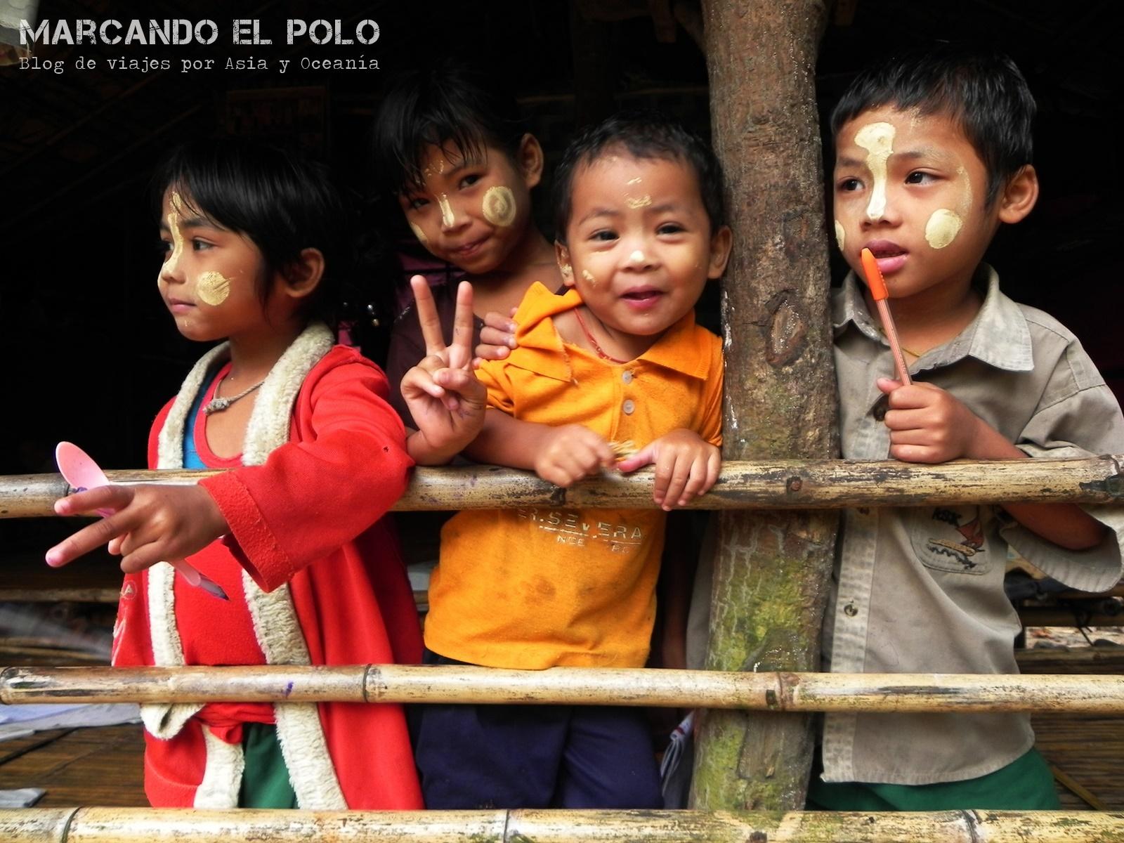 Y la sonrisa de los nenes llenos de tanaka! Entre otras cosas...