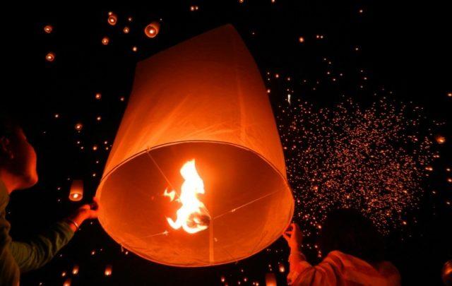 Planear un viaje al Sudeste Asiatico - Festival de las luces, Tailandia