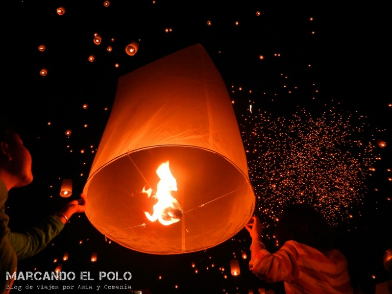 Festival Loy Krathong 1