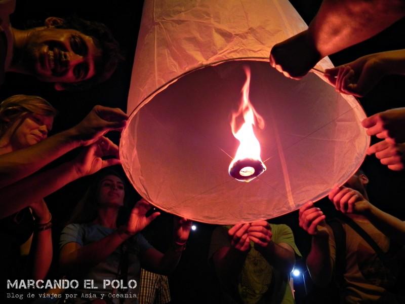 Festival Loy Krathong 29