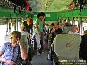 Itinerario para viajar a Myanmar: tren Gokteik first class