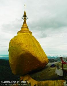 Itinerario para viajar a Myanmar: Golden Rock