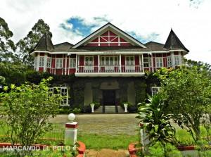 Itinerario para viajar a Myanmar: Hotel Candacraig, Pyin Oo Lwin