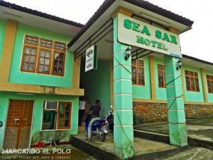 Itinerario para viajar a Myanmar: Sea Sar Hotel, Kinpun, Golden Rock