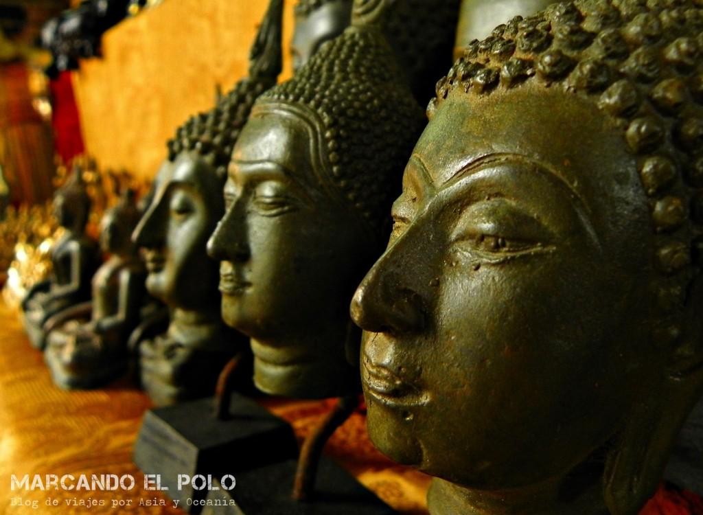 Suvenirs en Tailandia