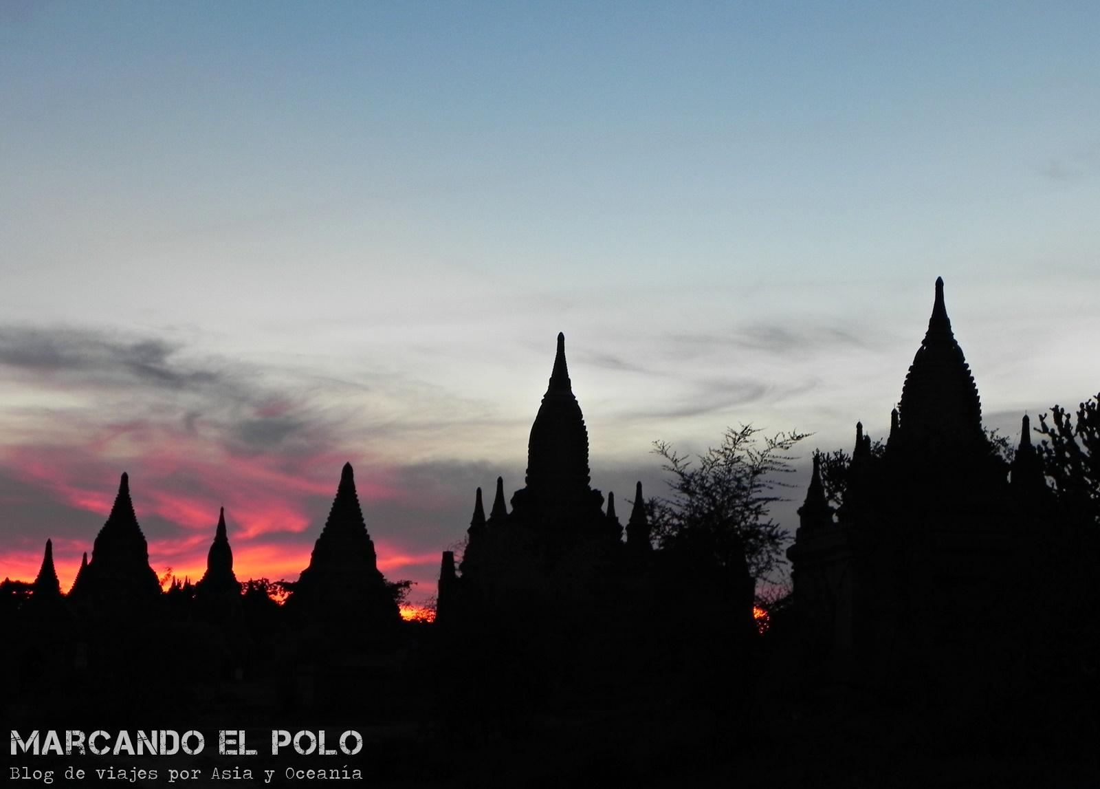 Viajar a Myanmar - Bagan