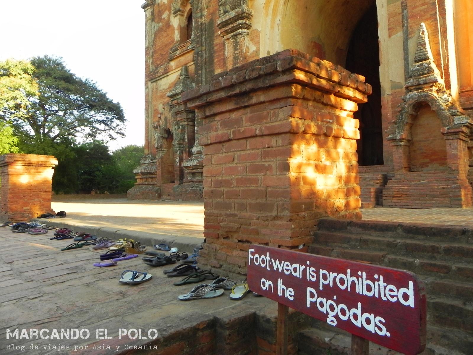 Templos en Myanmar (2)