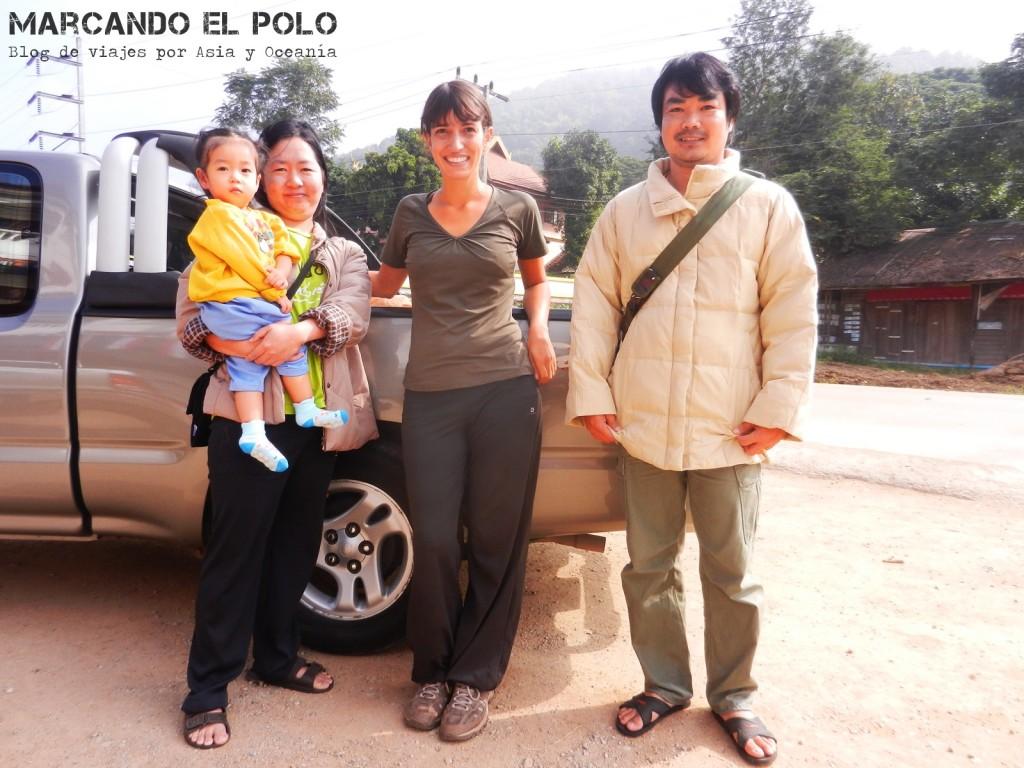 ültimo viaje a dedo en Tailandia