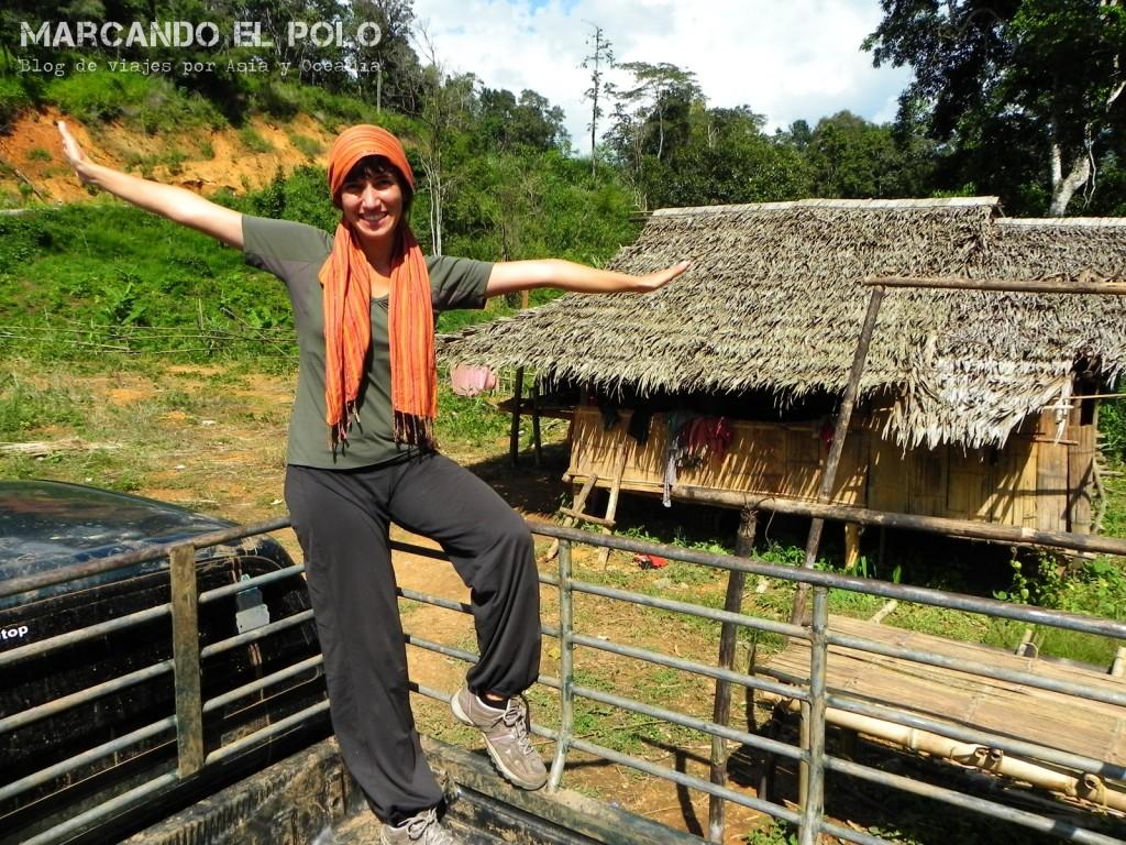 Viajar en autostop en Tailandia (20)