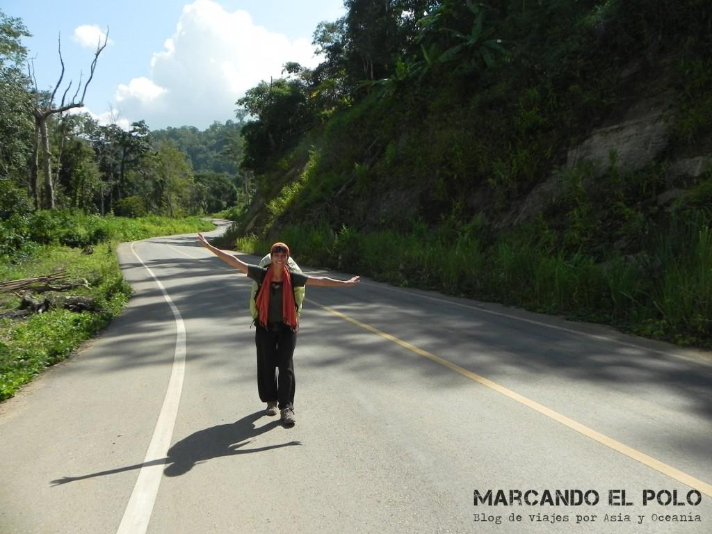 Viajar en autostop en Tailandia (21)