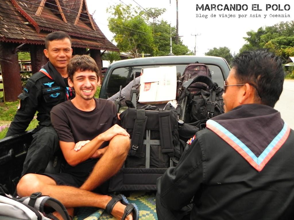 Viajar en autostop en Tailandia (23)