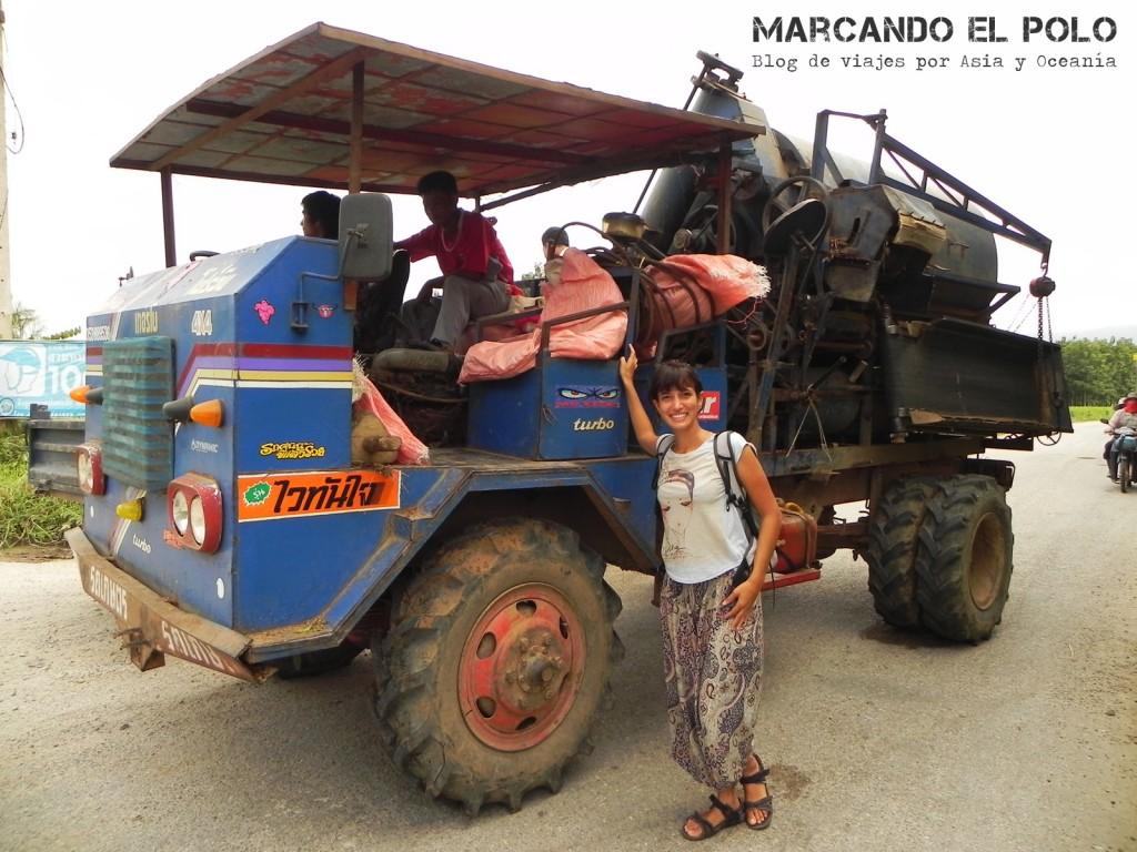 Viajar en autostop en Tailandia (24)