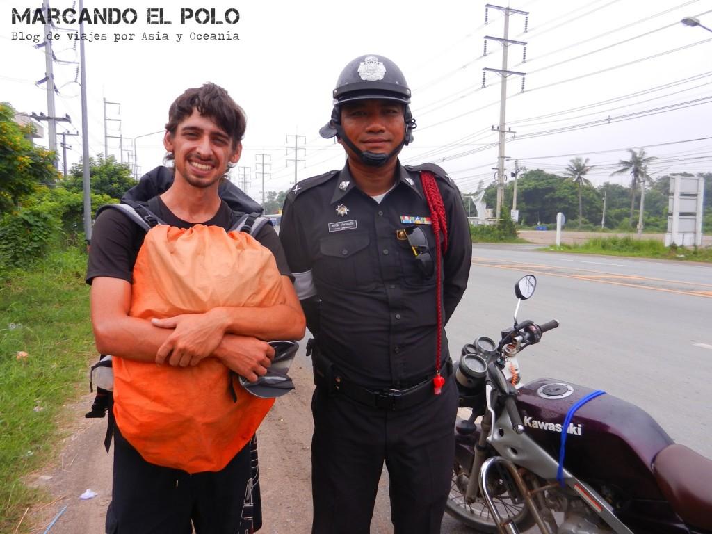 Viajar en autostop en Tailandia (8)