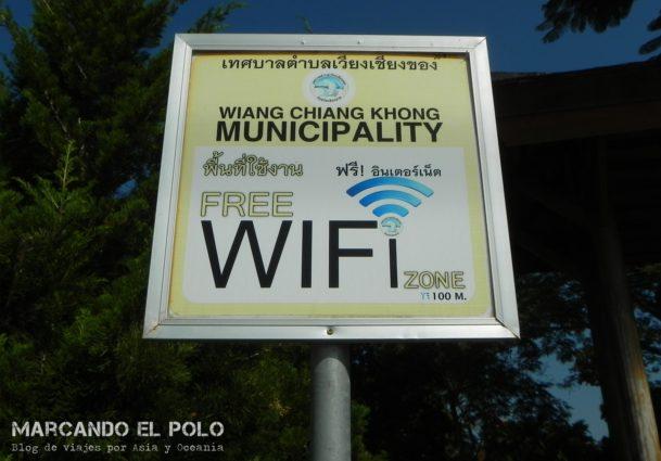 Wifi gratis en Tailandia