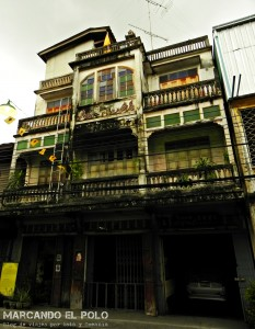 Itinerario para viajar a Tailandia: hotel histórico Kanchanaburi