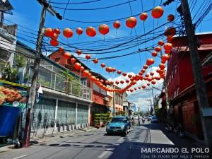 Itinerario para viajar a Tailandia: calles de Songkhla