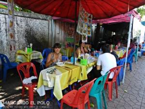 Itinerario para viajar a Tailandia: comida callejera en Bangkok