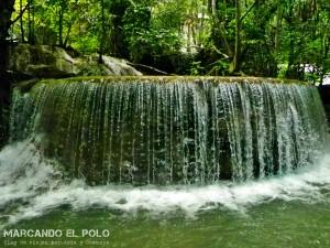 Itinerario para viajar a Tailandia: Parque Nacional Erawan