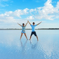 Juan y Daniela - Goomalling, Australia