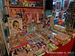 Itinerario para viajar a Tailandia: sex shop callejero, Bangkok