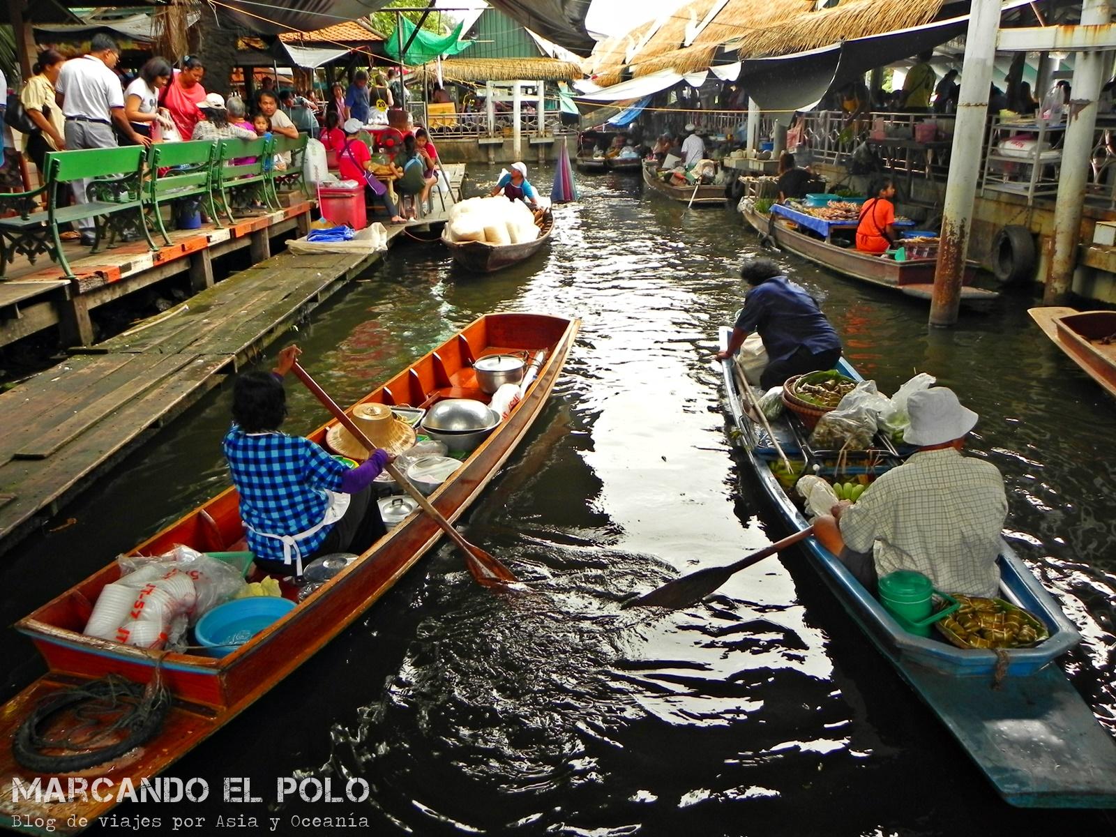 Lugares imperdibles del Sudeste Asiatico - Bangkok