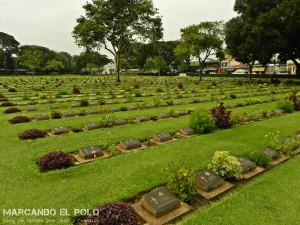 Itinerario para viajar a Tailandia: cementerio de Kanchanaburi