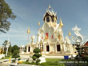 Itinerario para viajar a Tailandia: Wat Khoy, Phetchaburi