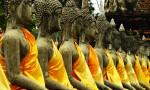 Itinerario para viajar a Tailandia: Wat Yai Chai Mongkhon