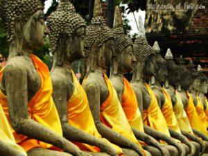 Viajar a Tailandia - Ayutthaya