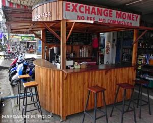 Itinerario viajar a Tailandia: casa de cambio, chiang khon
