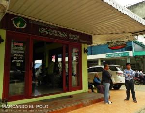 Itinerario viajar a Tailandia: green inn guesthouse, chiang khong