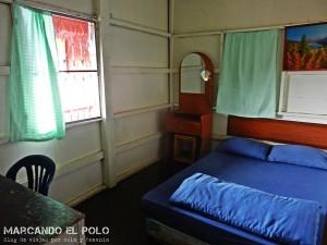 Itinerario viajar a Tailandia: Shin Sane Guesthouse, Mae Salong