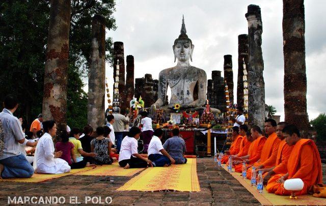 Itinerario viajar a Tailandia: Sukhothai