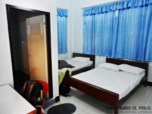Itinerario viajar a Tailandia: Tharn Thong Hotel, Phayao