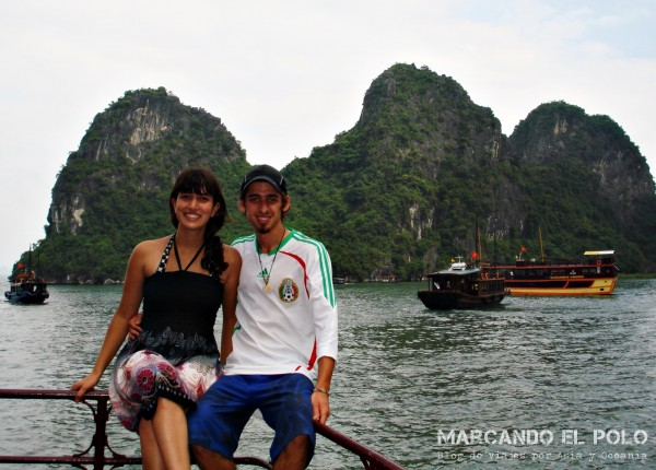 Viajar a Vietnam: Halong Bay
