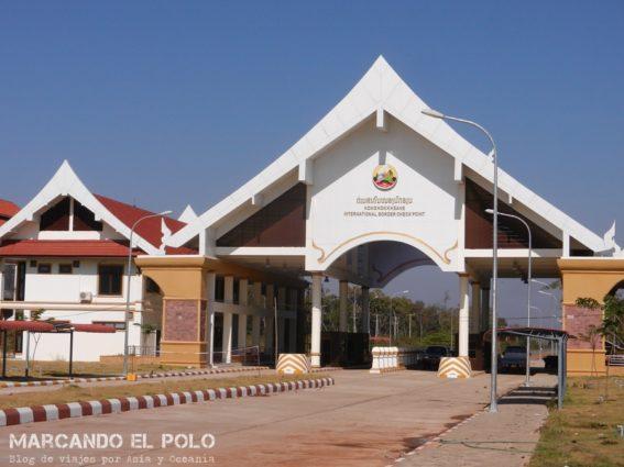 Visa de Camboya on arrival en la frontera