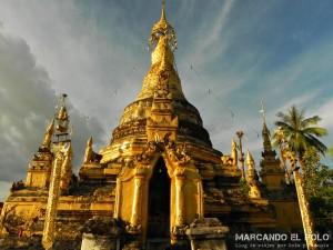 Itinerario viajar a Tailandia: Wat Jong Soon
