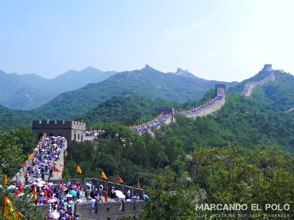 Gran Muralla China: Badaling 1