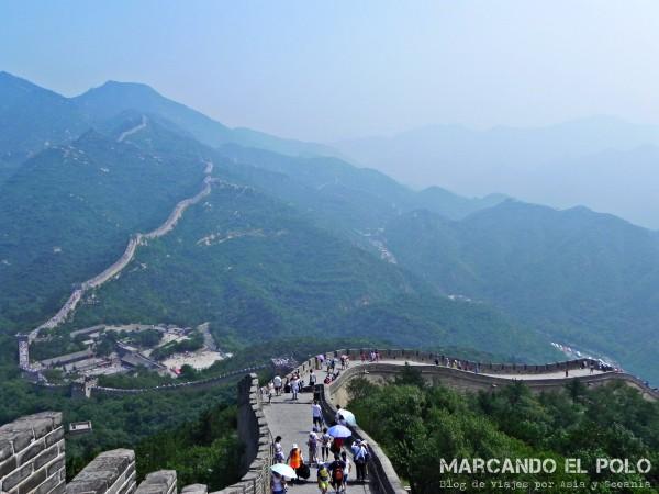 Gran Muralla China: Badaling 2