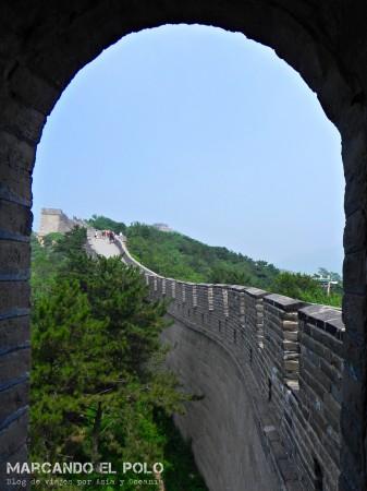 Gran Muralla China: Badaling 3