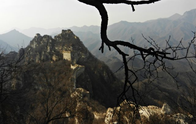 Gran muralla china - Jiankou 10