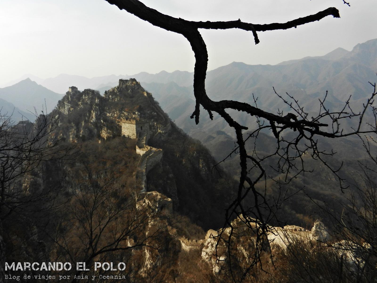 Cómo visitar La Gran Muralla China sin turistas (y sin pagar entrada!) 30e77035b733c