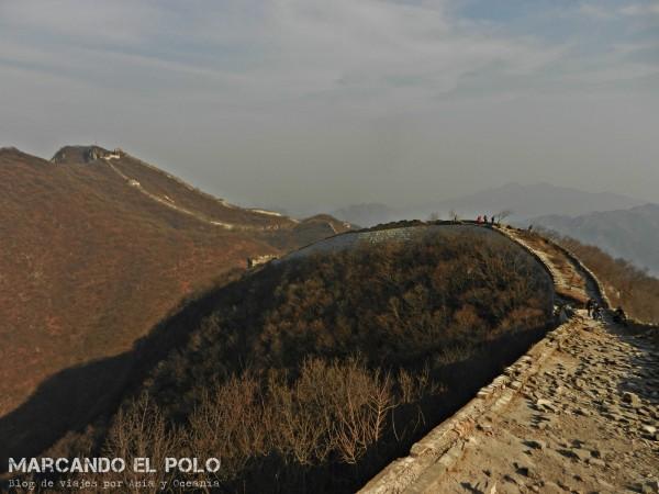 Gran muralla china - Jiankou 12