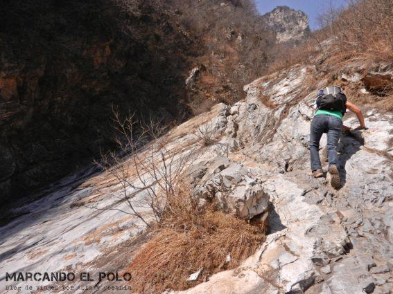 Gran muralla china - Front Jiankou 3
