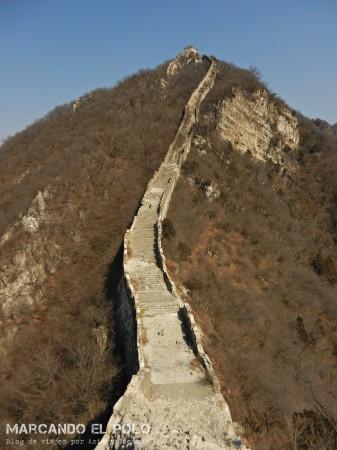 Gran muralla china - Jiankou 5