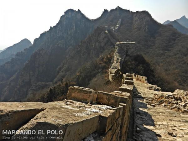 Gran muralla china - Jiankou 6